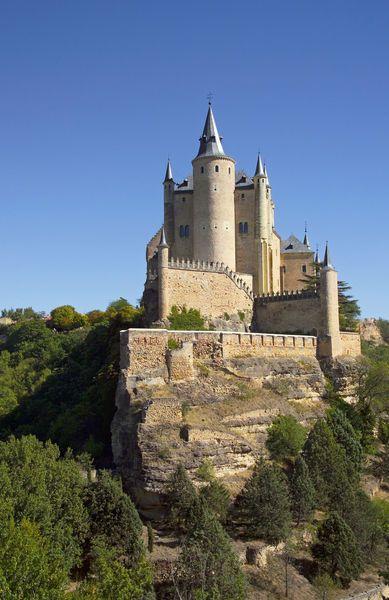 'Castilla y Leon, Spain (Alan Copson)' by Jon Arnold Images
