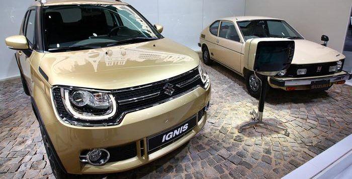 Bocoran Baru Suzuki Ignis 2017 Indonesia Ada 8 Varian Warna Produk