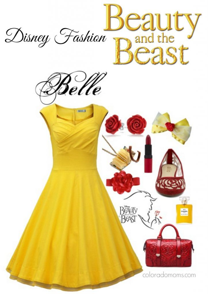 89175a1a8f2 Vintage Belle - Beauty and the Beast Fashion - cosplay