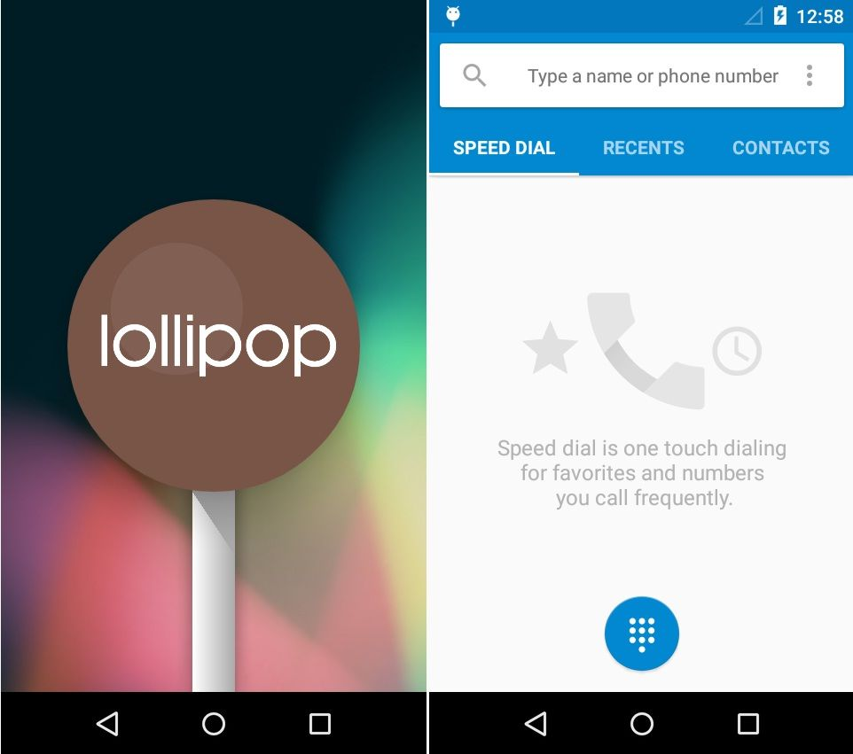 Android 5 0 Lollipop AOSP Custom ROM for Sony Xperia L | Operating