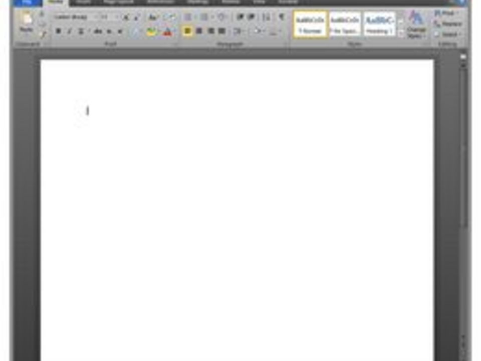 How to Create a Booklet in Microsoft Word Microsoft word - how to create an agenda in word
