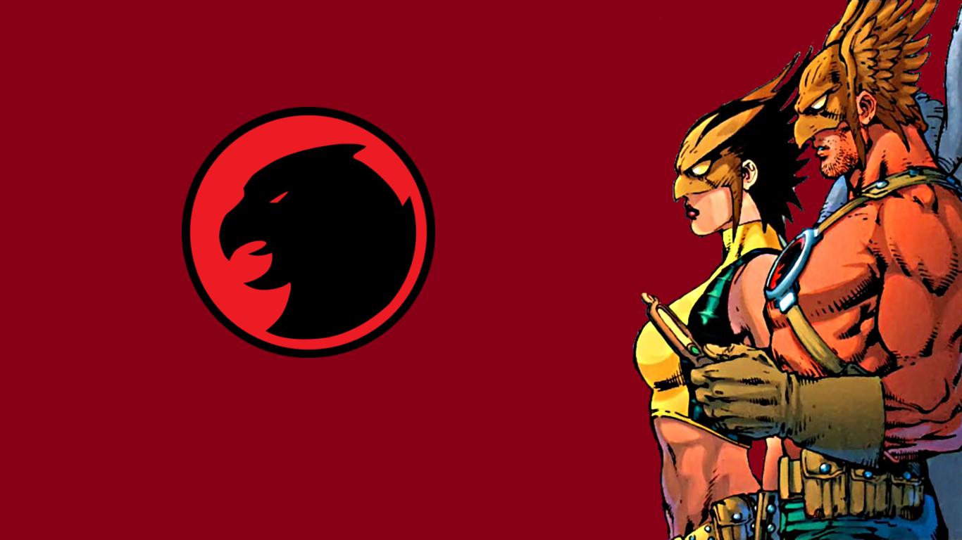 Logos For Hawkman Logo Wallpaper Hawkman Hawkgirl Best Superhero