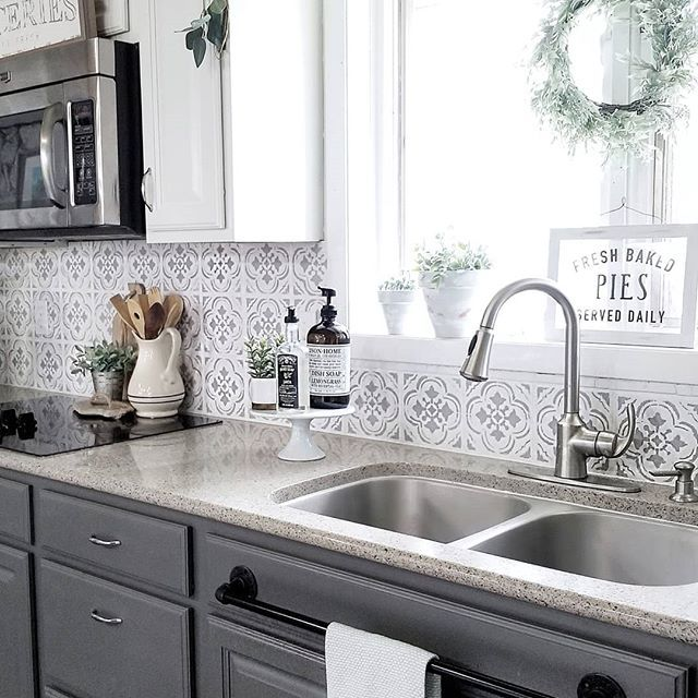 25 Modern Kitchen Countertop Ideas 2019 (Fresh Designs for ... on Modern Kitchen Countertop Decor  id=55240