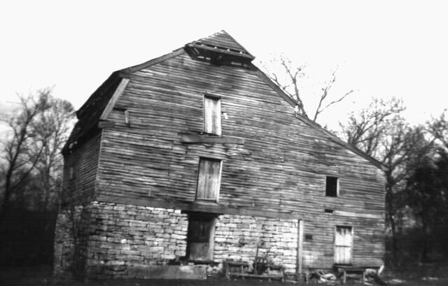 bufords mill by killian creek