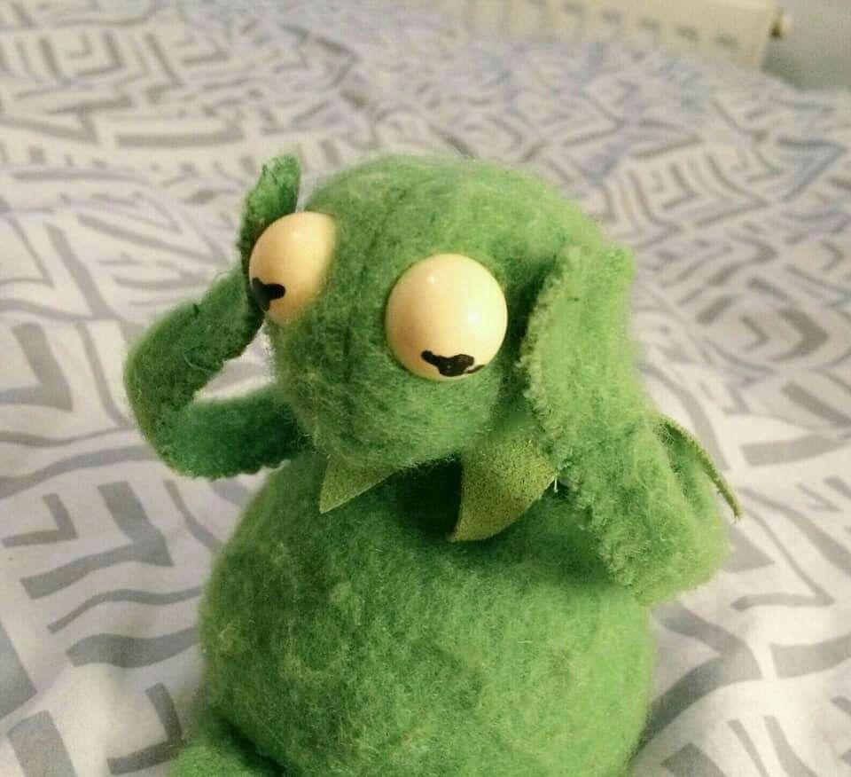 Pin On Kermit Is Life