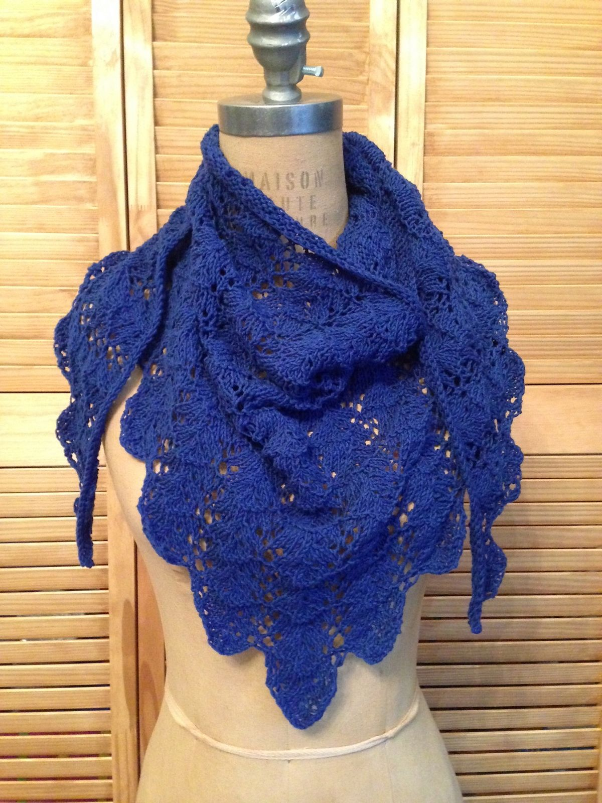 The Long Distance Shawlette pattern by Vickie Howell | Long distance ...