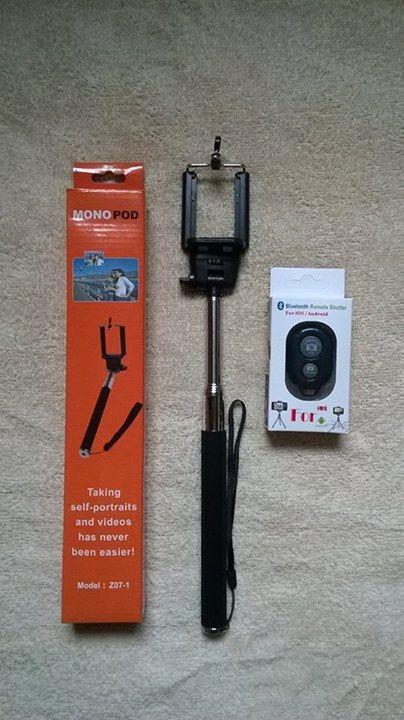 Bastão para Selfie Produto: Embalagem Lacrada Disponível nas... - http://anunciosembrasilia.com.br/classificados-em-brasilia/2015/03/19/bastao-para-selfieproduto-embalagem-lacradadisponivel-nas-6/ VC NO TOPO BRASÍLIA