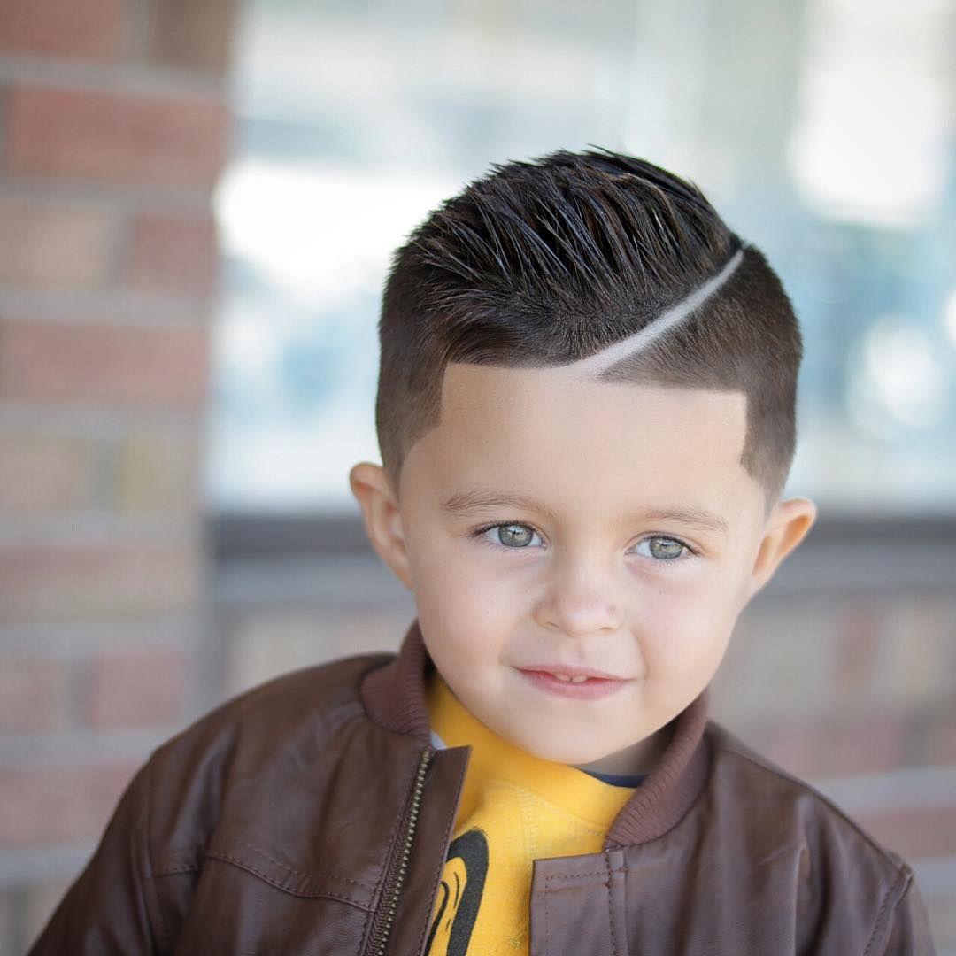 small boys hair style cool hairstyle for toddler boy fade haircut 6030