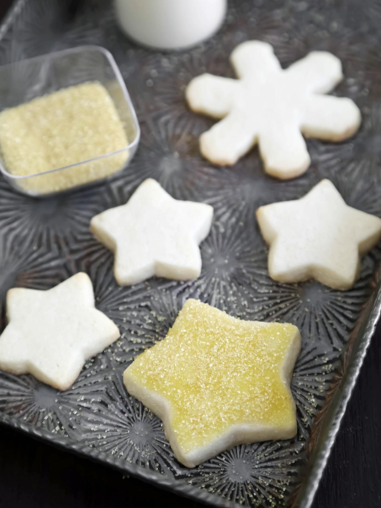 Make This Traditional Cutout Sugar Cookie In Your Favorite Holiday