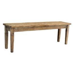 Sedona Mango Wood Bench $186.52 by Wayfair