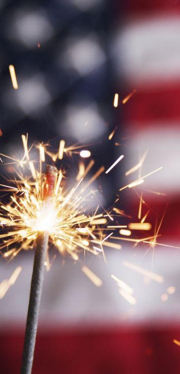 Sparkler, 4th of July staple