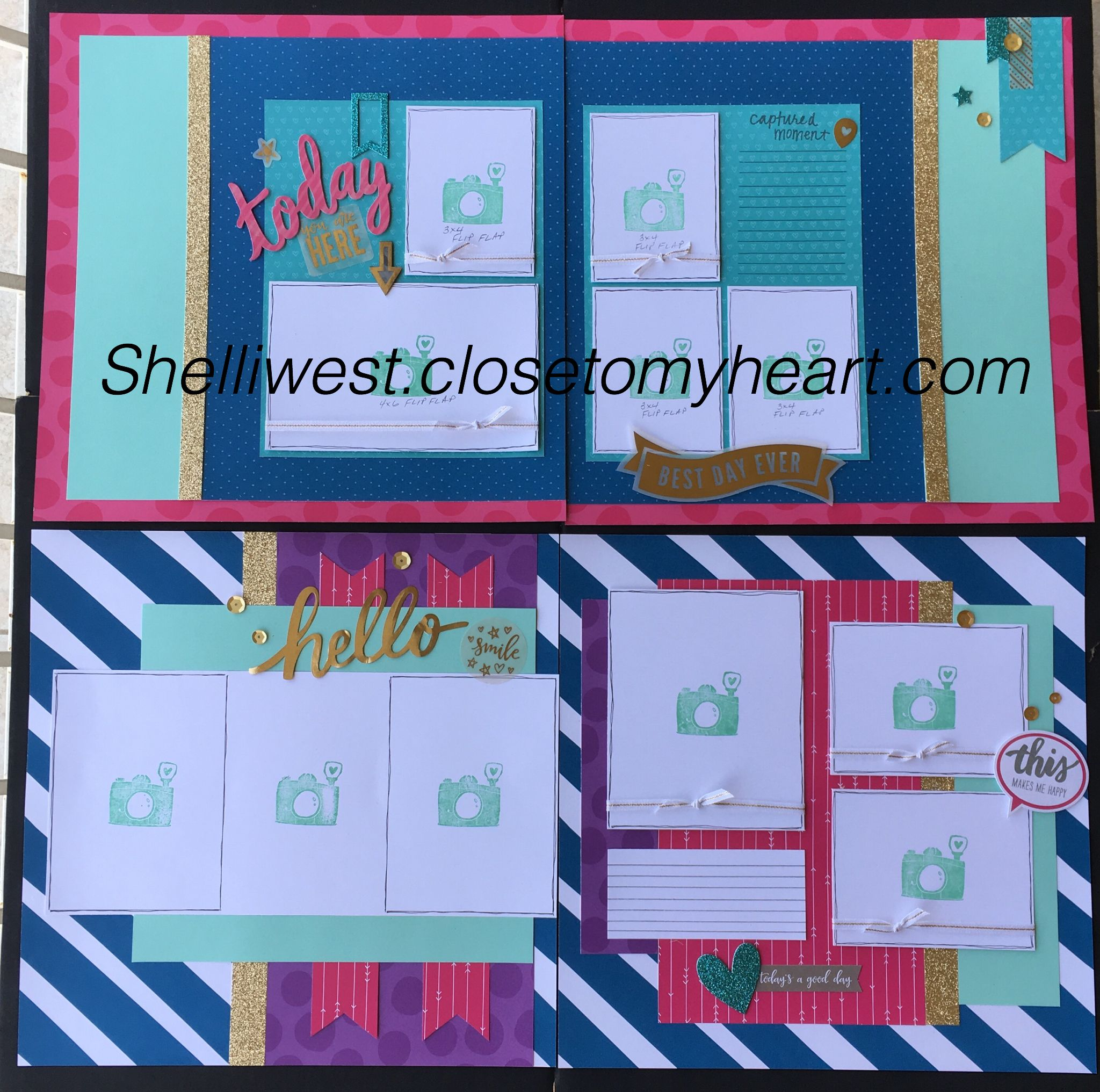 New Adventure Fundamentals From Close To My Heart Scrapbooking