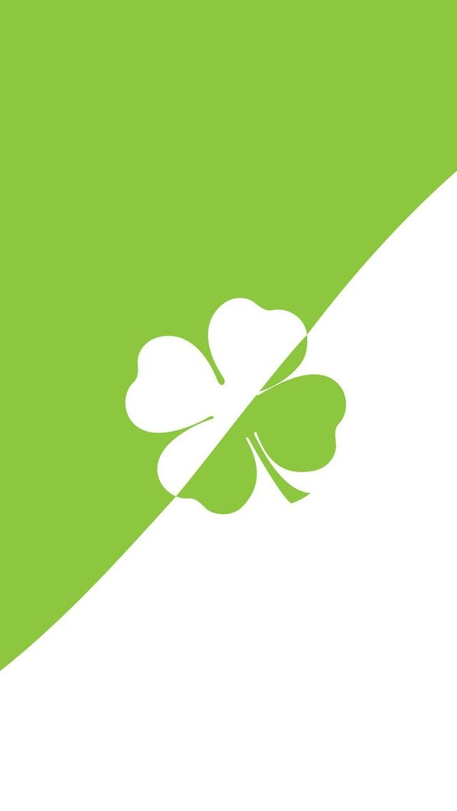 Lucky 4 Leaf Clover Iphone 5 Wallpaper St Patricks Day Wallpaper Pink Nation Wallpaper Wallpaper