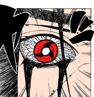 Itachi Actived Mangekyou Sharingan And Using Amaterasu Uchiha Naruto