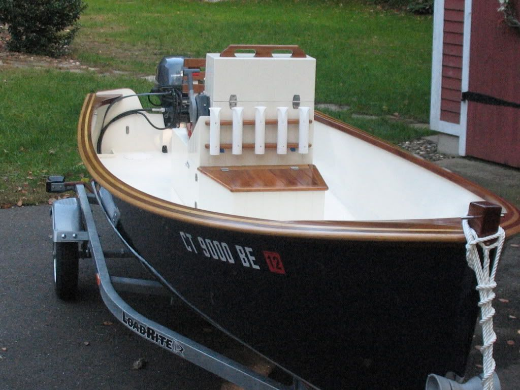 Jericho Bay Lobster skiff | Plywood boat plans, Wooden ...