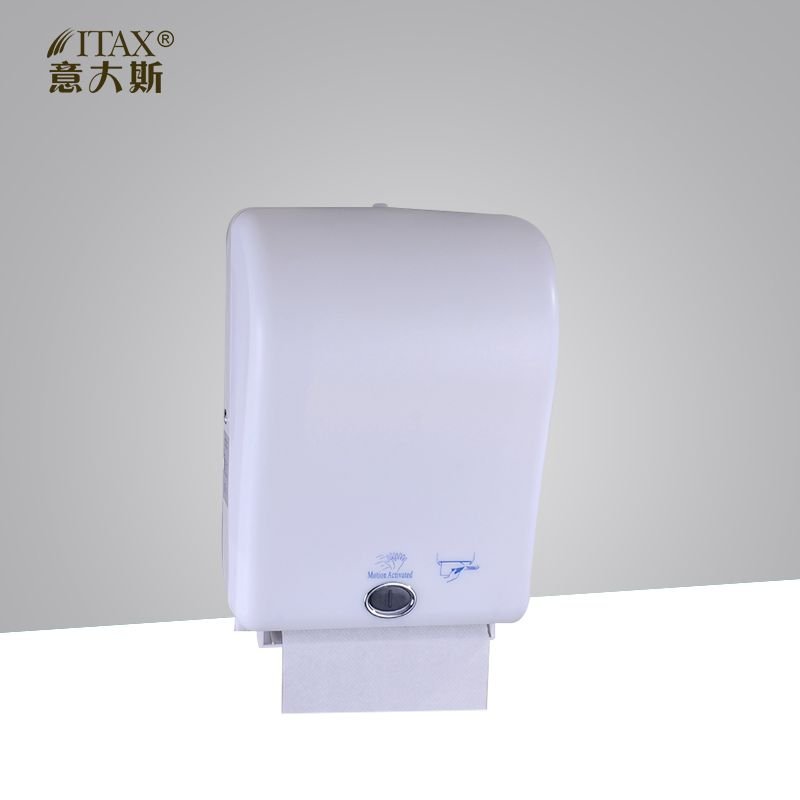 automatic paper towel dispenser for kitchen laminate countertop x 3322w sensor holder ac batteries hand tissue