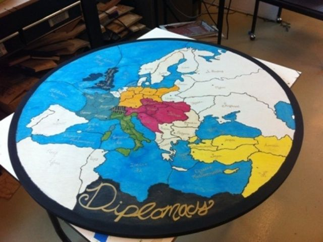 Diplomacy Game Board Gift Ideas Pinterest Diplomacy