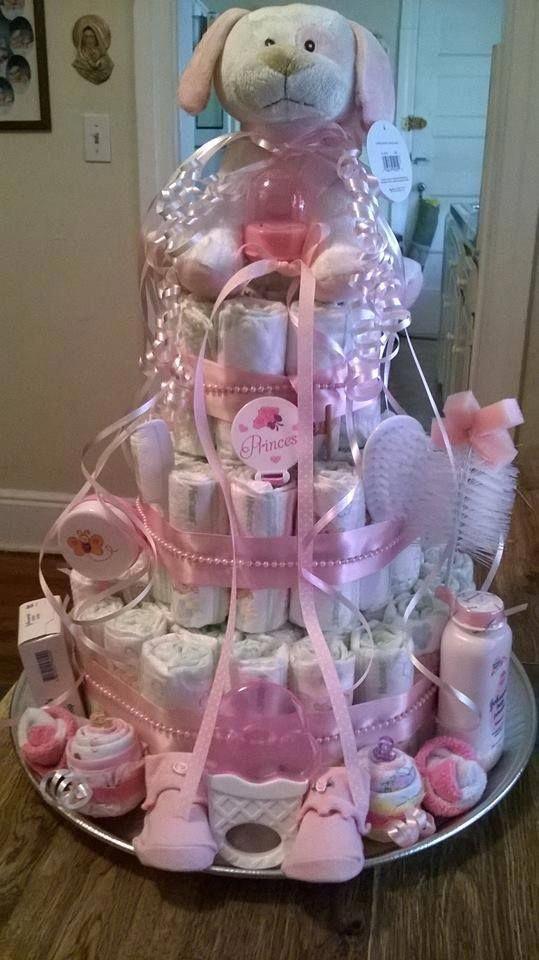 Info für Windeltorten-Mittelstücke. Ein Baby Shower Event ist wirklich … - Baby Diy #babyshowerideas