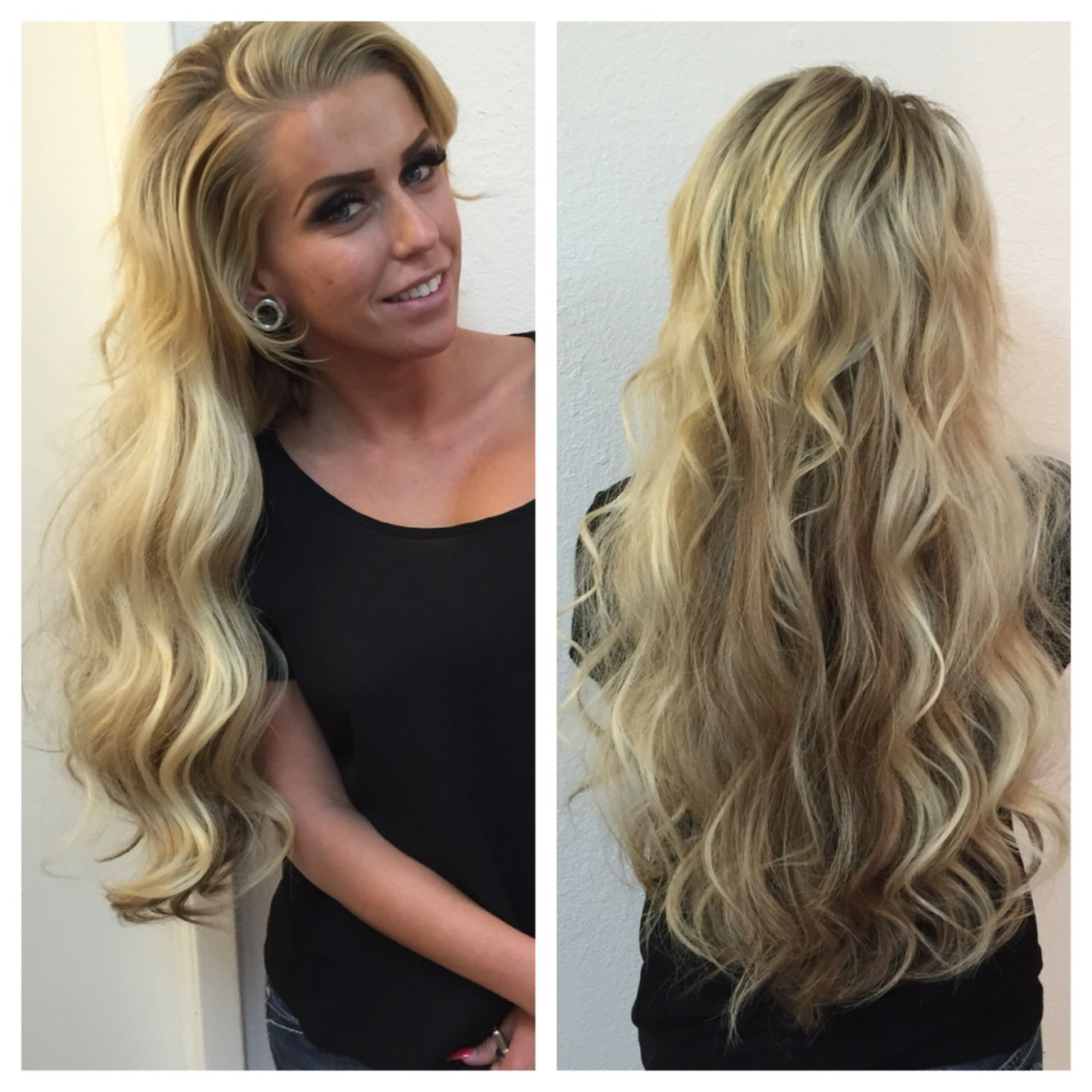 Upgrade To 22 24 Hotheads Hair Extensions Hair Extensions