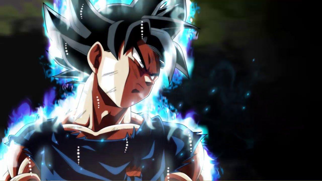 Goku Ultra Instinct Ultra Instinto Wallpaper Engine Live Wallpaper Youtube Dragon Ball Dragon Ball Super Goku Ultra Instinct