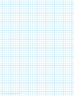 A Printable Graph Paper With Four Squares Per Inch Graph Paper Is Commonly In Math Cla Printable Graph Paper Graph Paper Designs Paper Template Free Printable