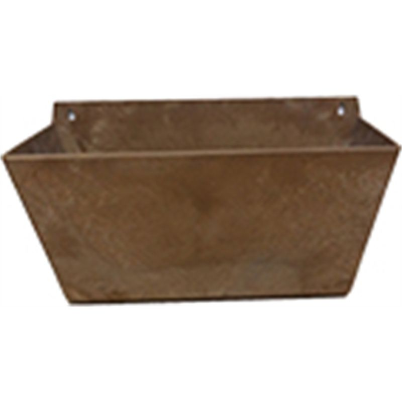 Find Tuscan Path 37 x 17 x 20cm Taupe Stone Art Wallhanger Pot at