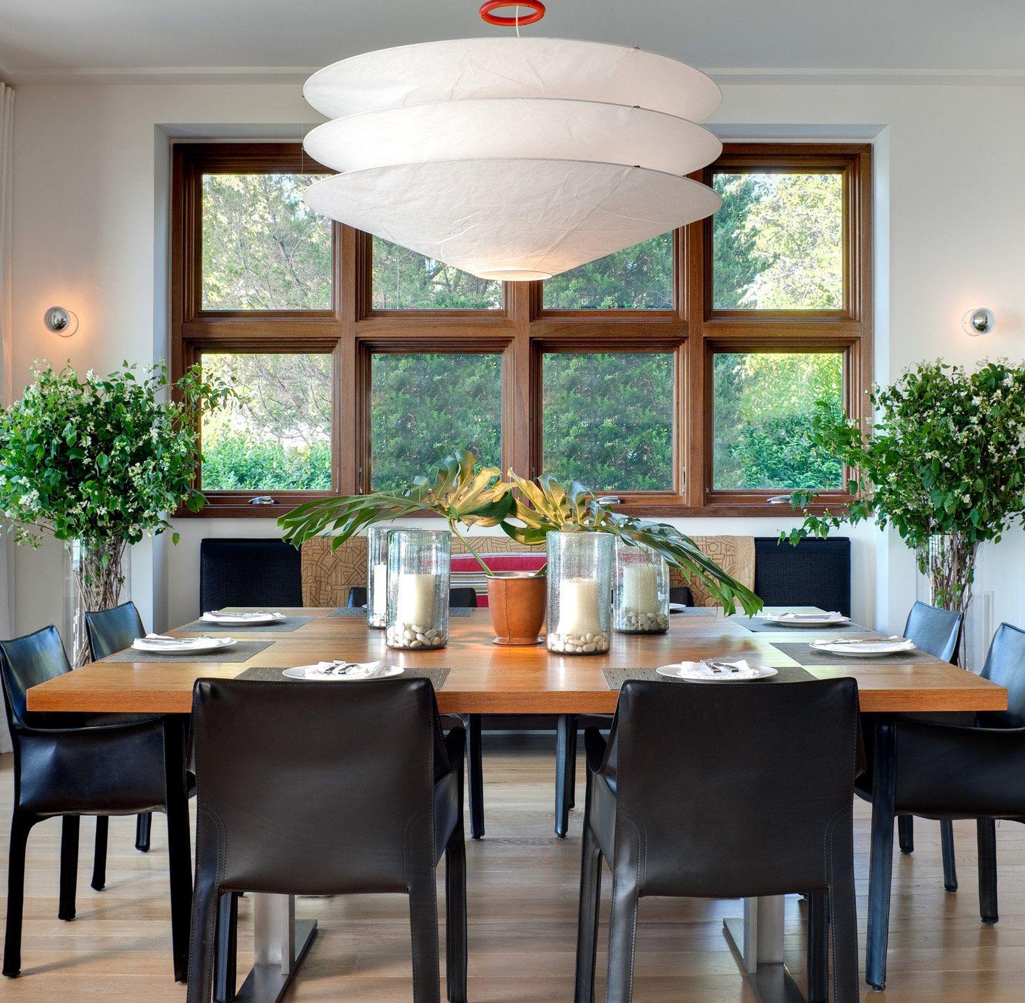Casa De Veraneio Em Sag Harbor Nos Hamptons Salas De Jantar  -> Sala De Jantar Atlanta
