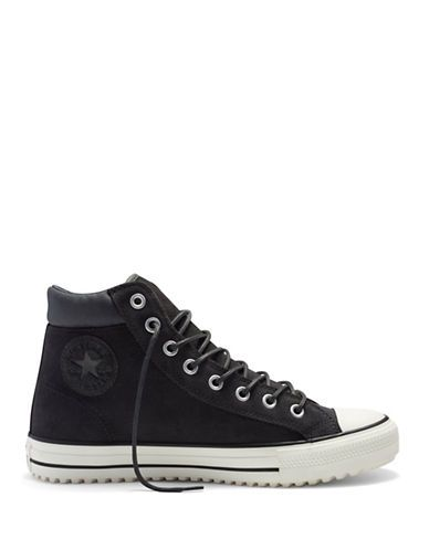 converse shoes material