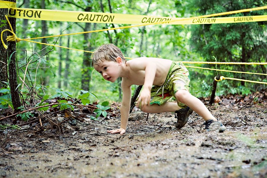 Mud Run Party