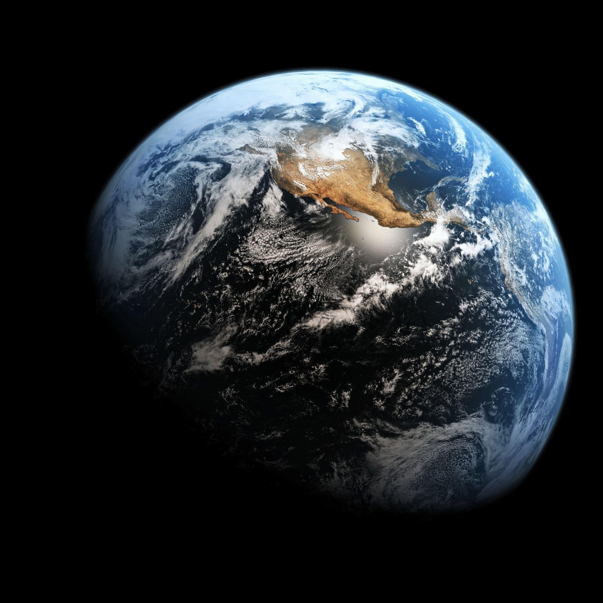 Elegant World Globe Wallpaper