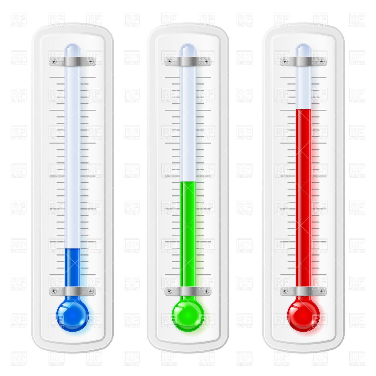 Weather Thermometer Clip Art