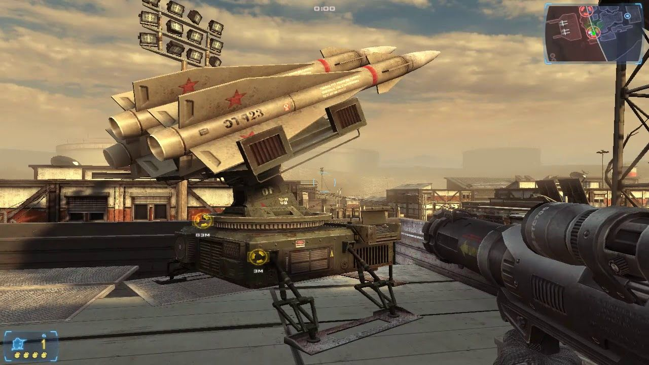 Frontlines Fuel of War Darkness Falls world war 3 begin