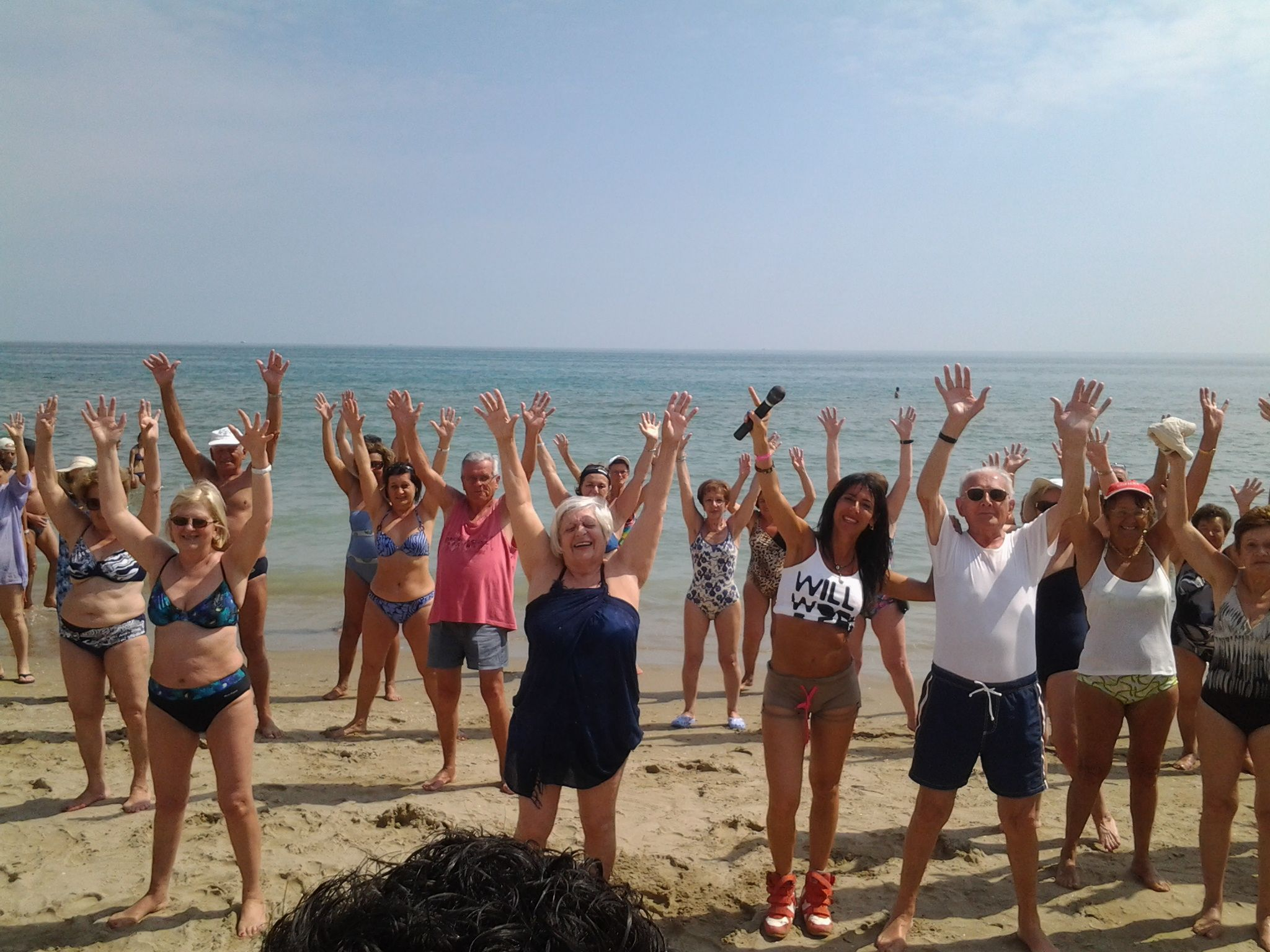 Fitness On The Beach Spiaggia