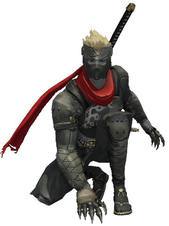 Ninjastill Ninja Ryu Hayabusa Musashi