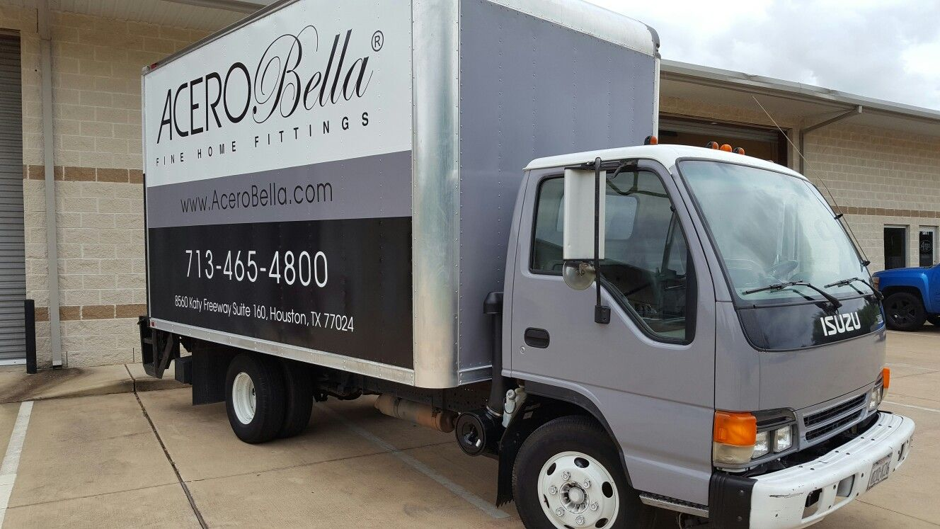 Box Truck Wraps Turn Your Delivery Vehicle Into A Rolling Billboard For Your Business With Images Sign Company Car Wrap Custom Sign