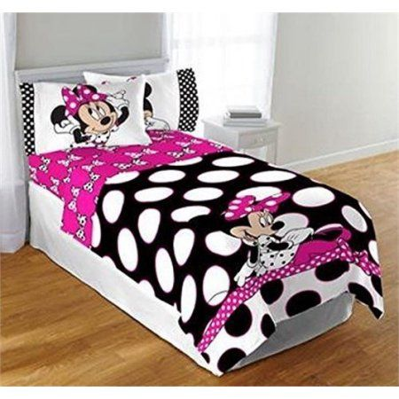 Home Kids Twin Bedding Sets Minnie Mouse Bedding Kids Bedding Sets