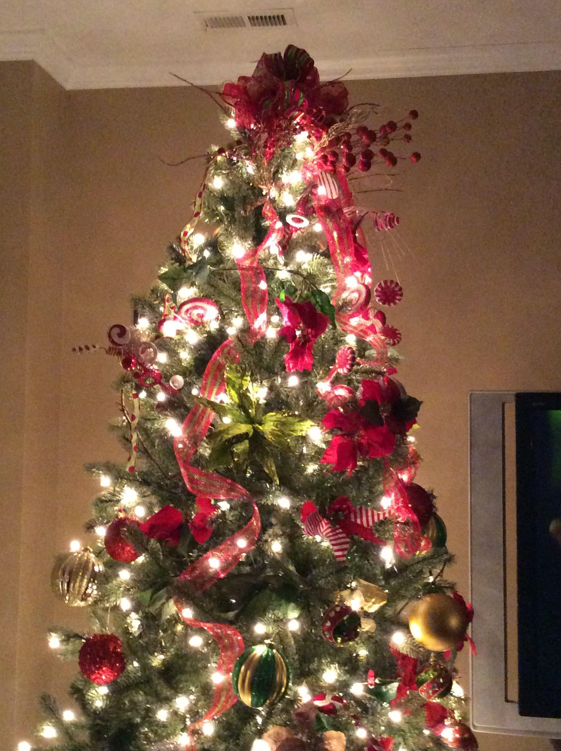 7ft tall Christmas Tree