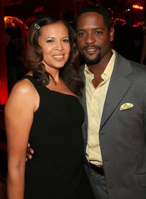 Blair Underwood - cazibeli, Karısı Desiree DaCosta