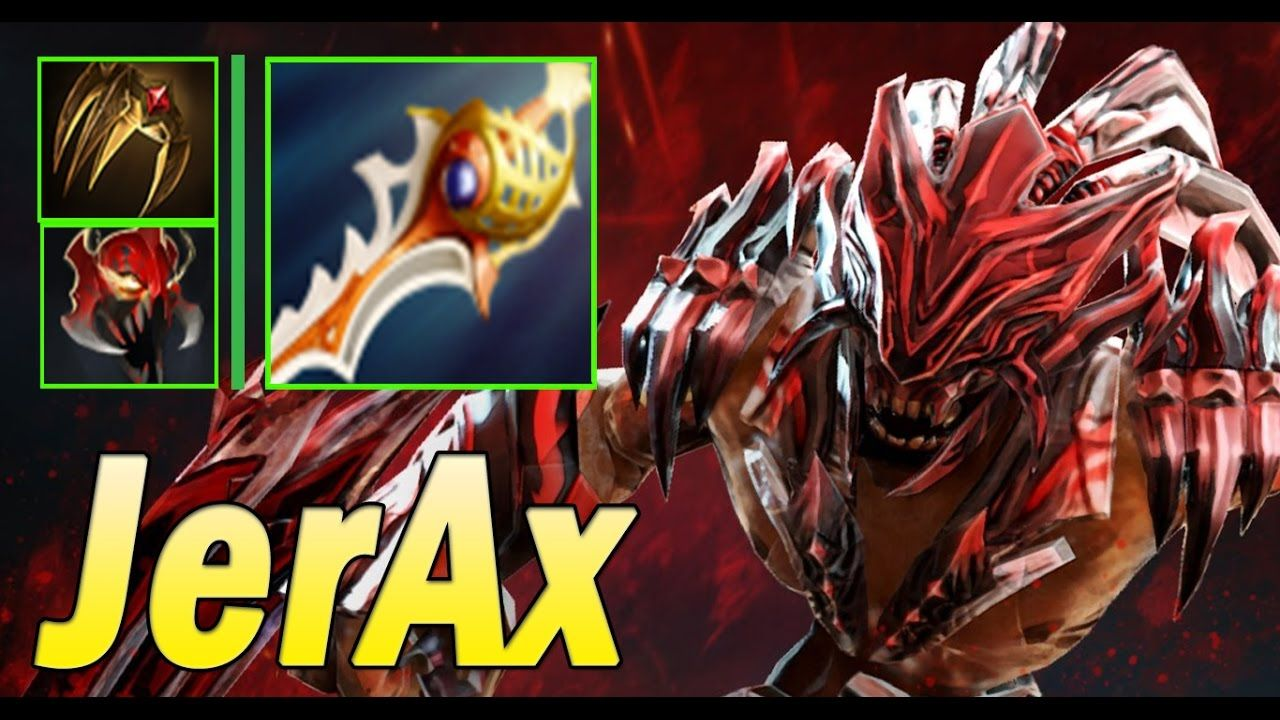 JerAx Bloodseeker 7 00 Jungle Dota 2 Pro Gameplay |Full Game