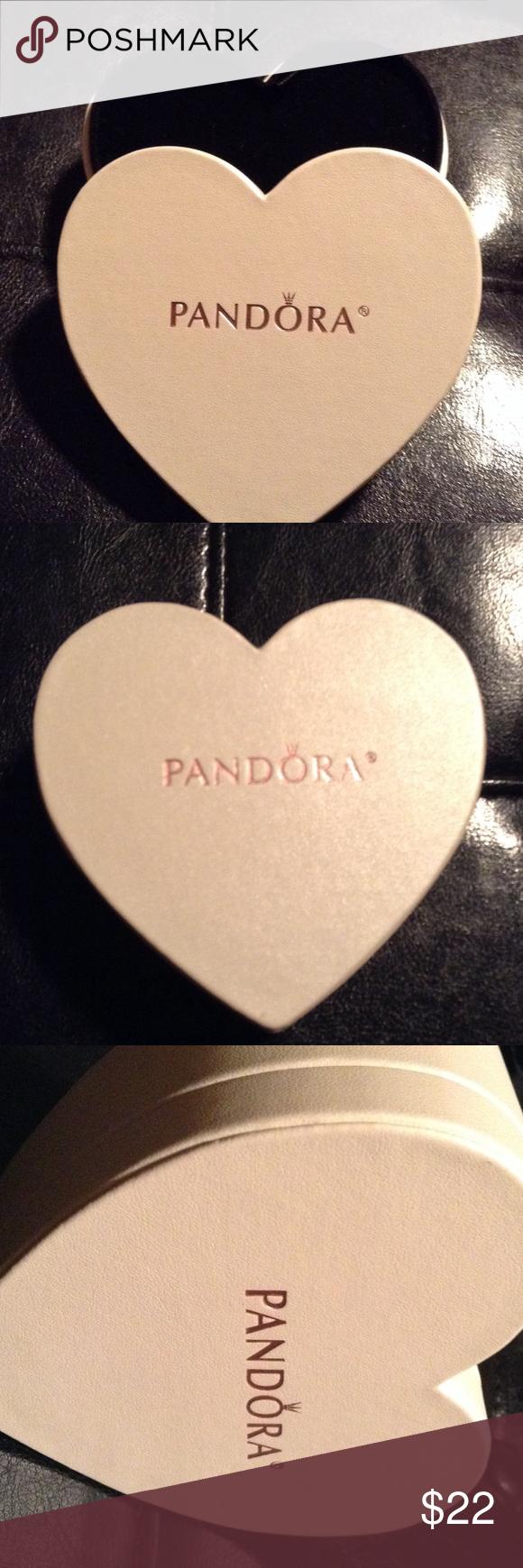 Pandora Heart Shaped Jewelry Box Heart Shaped Jewelry Pandora Jewelry Box Pandora Heart