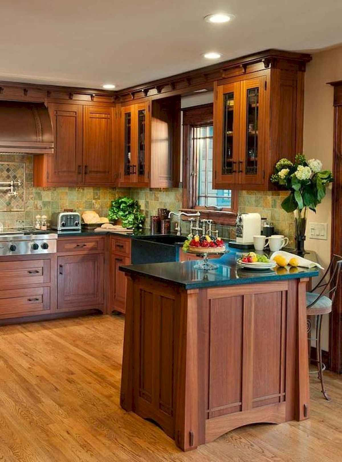 40 awesome craftsman style kitchen design ideas kitchen remodel small diy kitchen renovation on kitchen remodel ideas id=79328