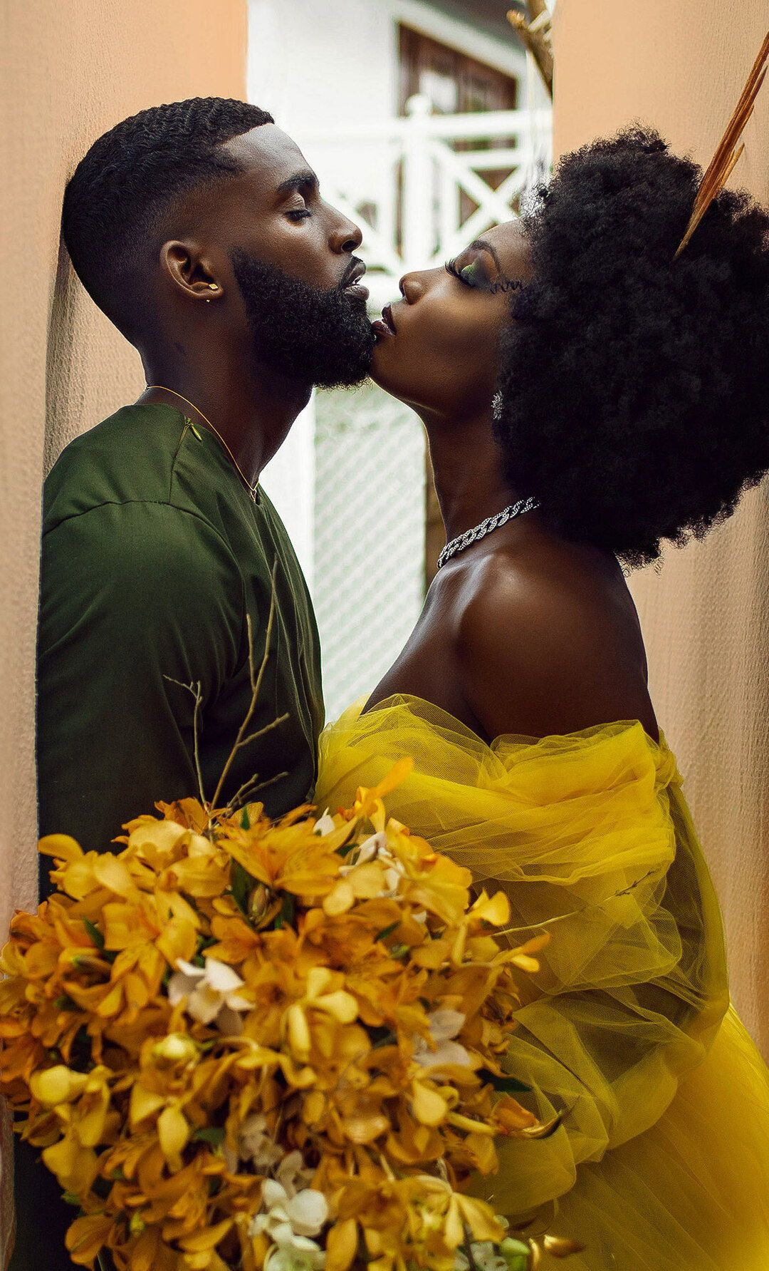 Inspiration: Afro-Centric Glamour