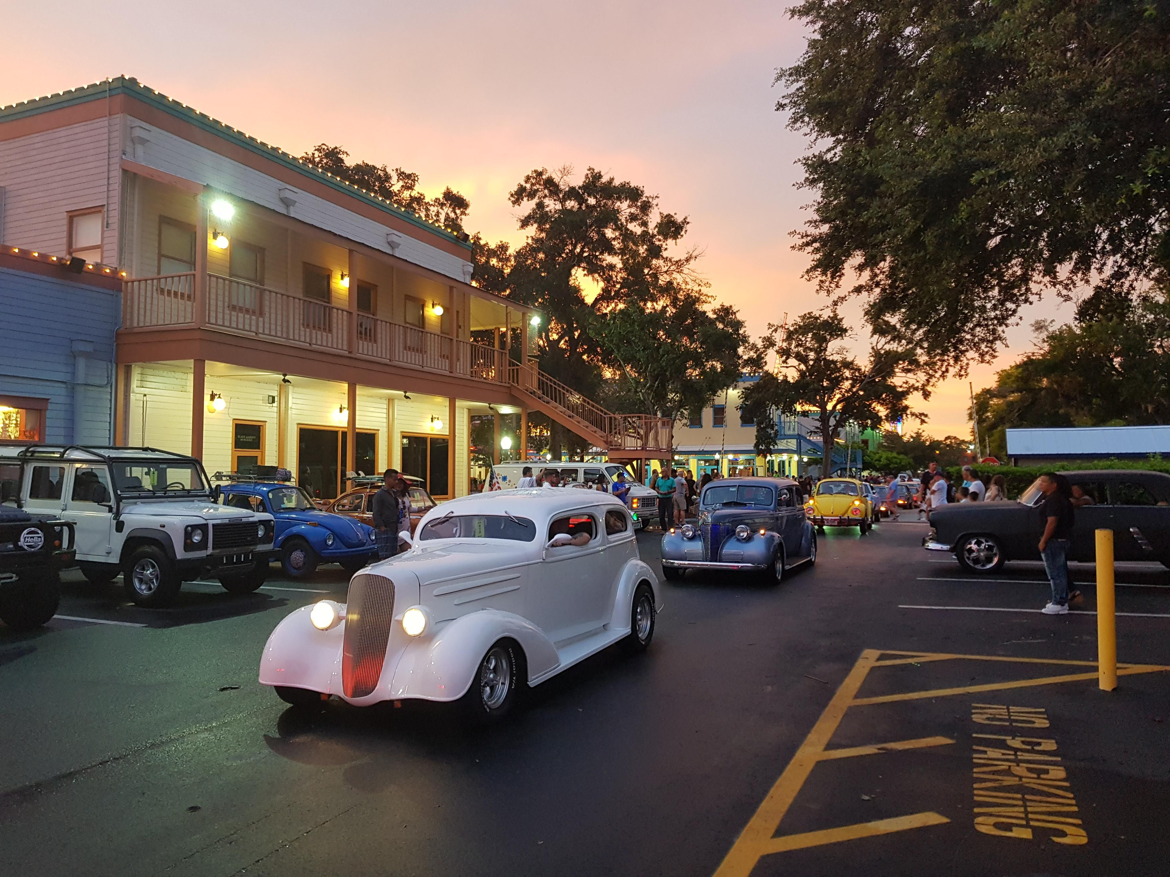 ITAP Of The Classic Car Show In Old Town Florida My Best - Old town florida car show