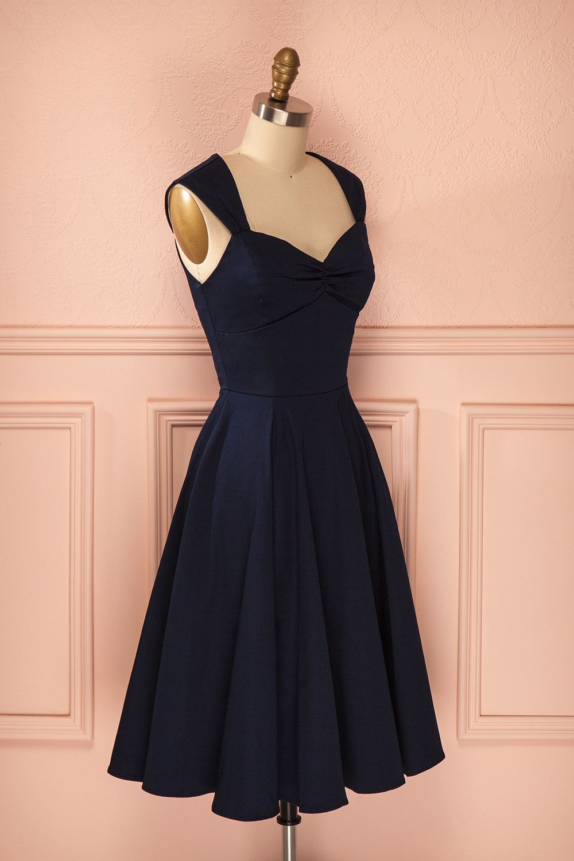 Short homecoming dressnavy blue ho navy blue homecoming dress