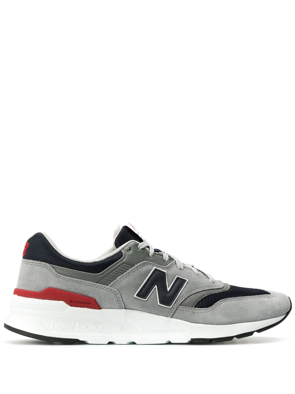 283bfe4dcb NEW BALANCE NEW BALANCE LOW-TOP SNEAKERS - GREY. #newbalance #shoes ...