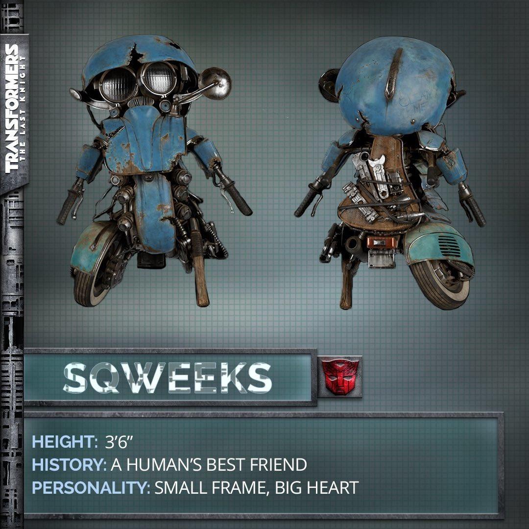 Transformers 5 - Revelado o novo design de mais um autobot! - Legião dos Heróis