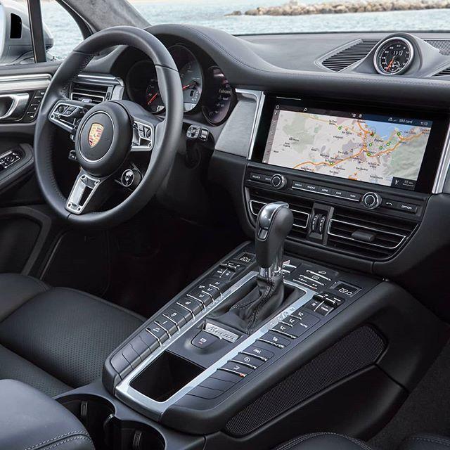 Porsche Macan S 2019 SUV Compacto Com Visual Reestilizado