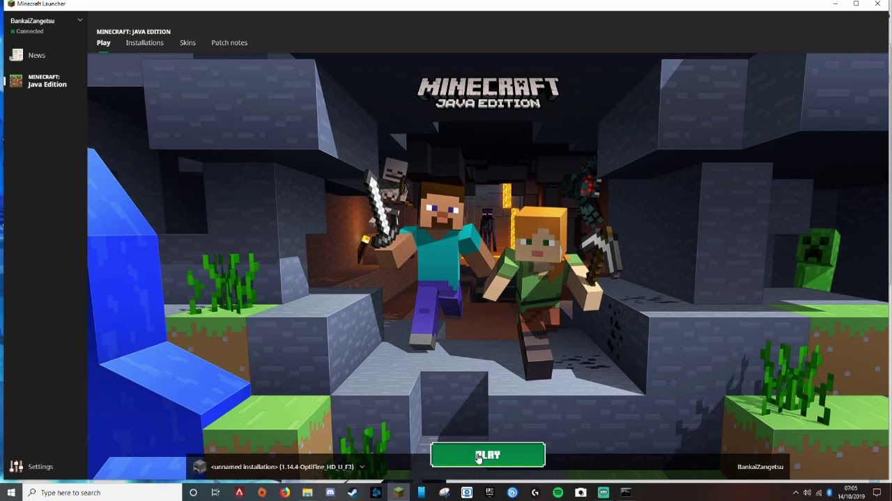 Minecraft How To Make A 1 14 4 Spigot Server Essentials And Permissionsex Download Minecraft Coding For Kids Survival Games