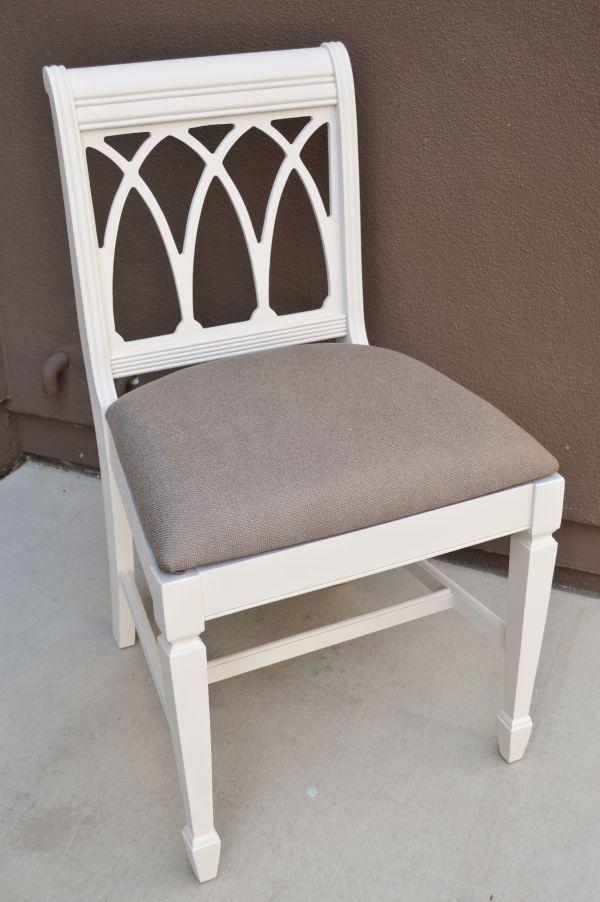 Genial How To Paint Mahogany White