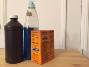 De Skunk Dog Bath Qt Hydrogen Peroxide 1 4 Cup Baking Soda And 1